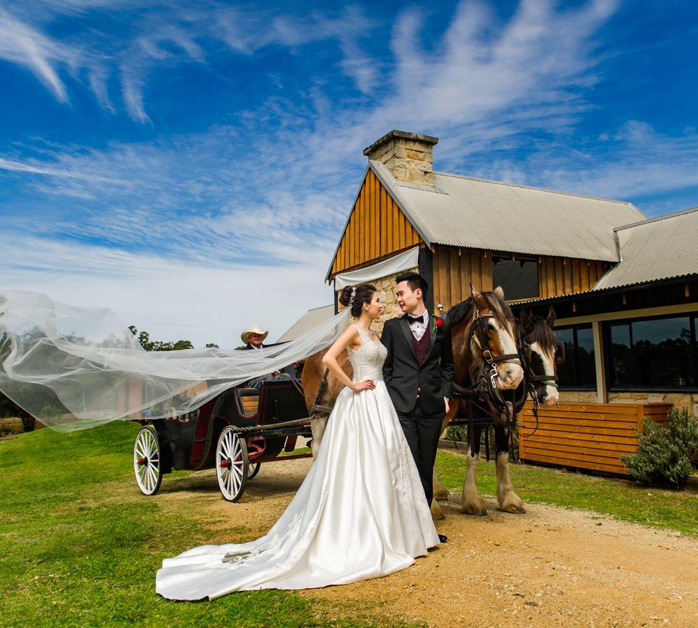 Matthew Lim and Clairyn Chong's dreamy destination wedding