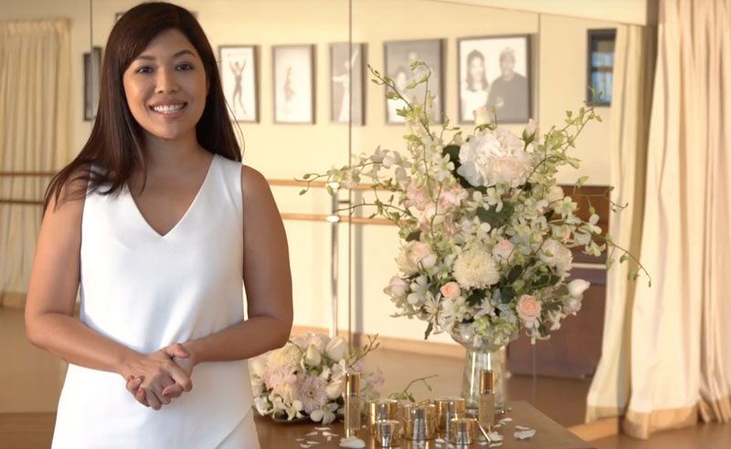 Estée Lauder Special: A magical alchemy of dance, flowers, beauty and memories with Shirena Hamzah