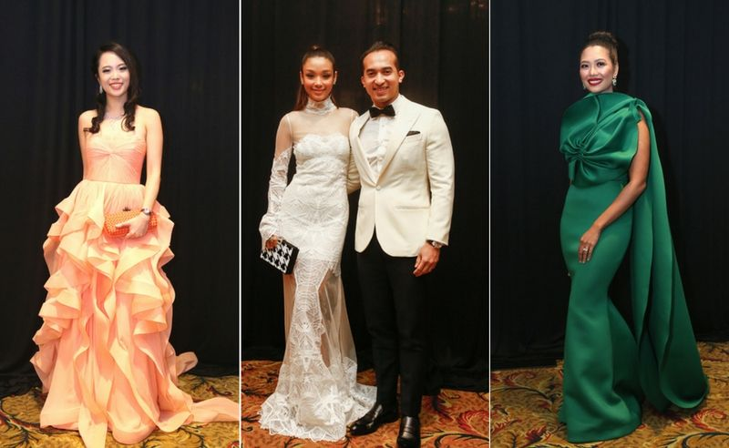 #MYTatlerBall2016: Red carpet glam (video and photos)