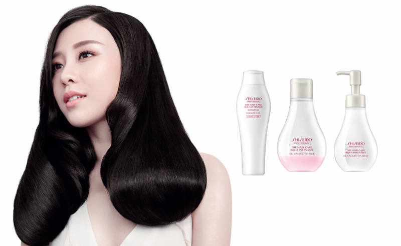 Shiseido Professional's solution to lustrous and shiny hair from the comforts of your own home