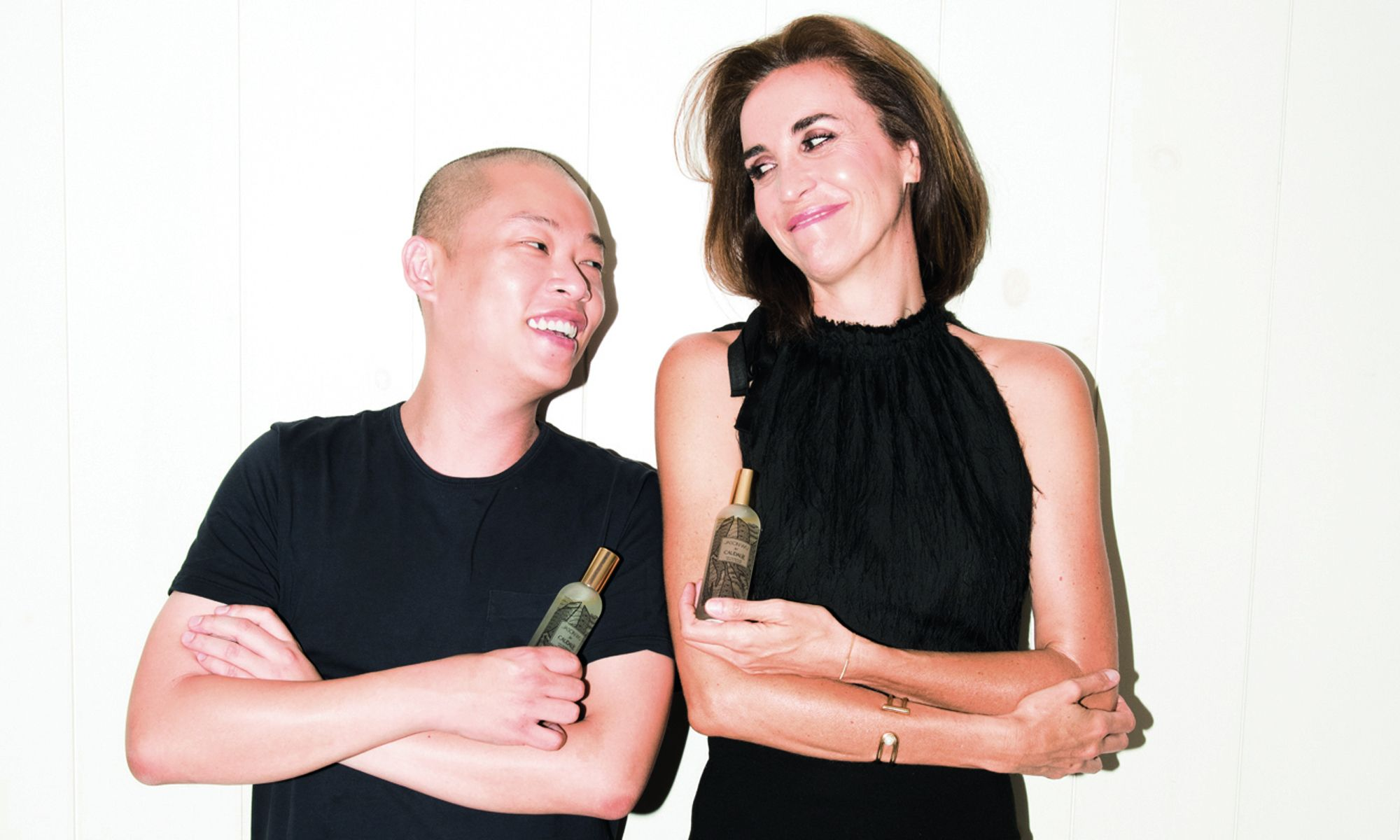 Jason Wu's grooming secrets revealed