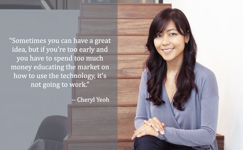 Bright Young Things: Cheryl Yeoh of Cheryl Yeoh & Co