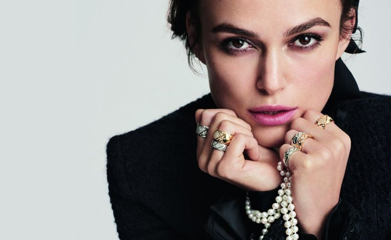 Chanel's 'Coco Crush' gets diamond-paved rings and cuff
