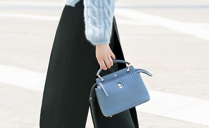 Fendi zooms out on its Dotcom bag with mini version  74d79c19a777e