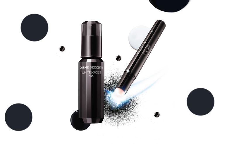 Decorté steps up its fight against dark spots with new Whitelogist duo