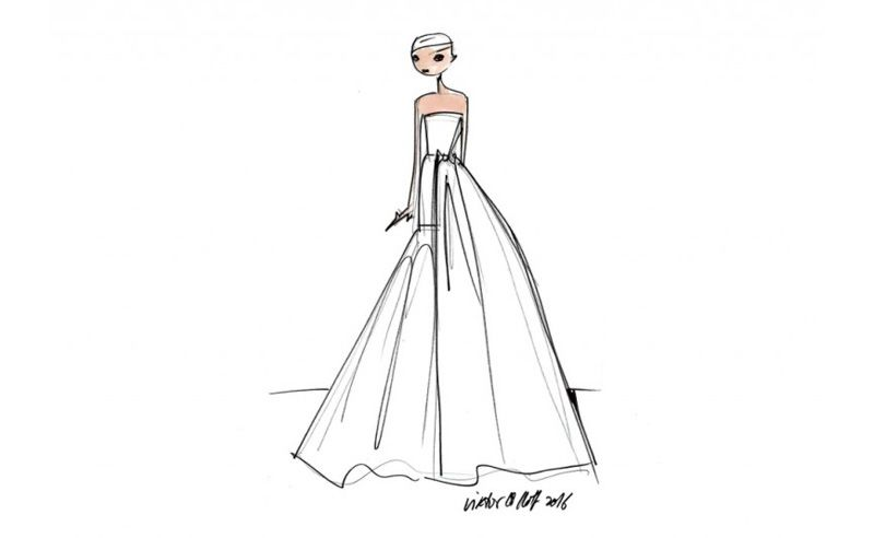 Coming soon: Viktor&Rolf's first bridal collection