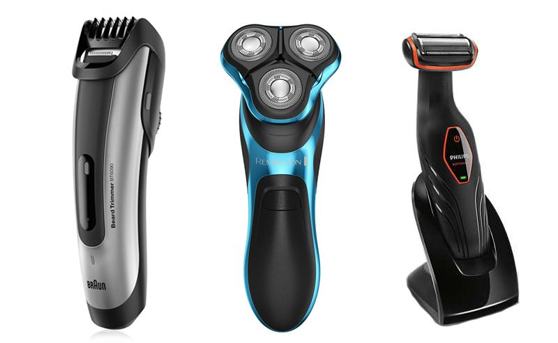 5 machines every well-groomed man needs