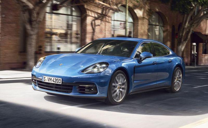 Porsche Panamera no longer a pretender