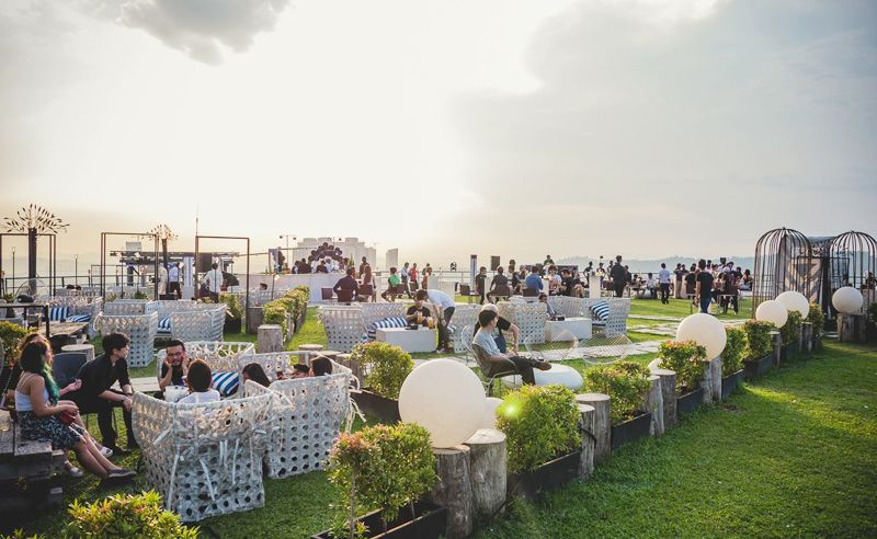 5 venues for a breathtaking wedding in the sky