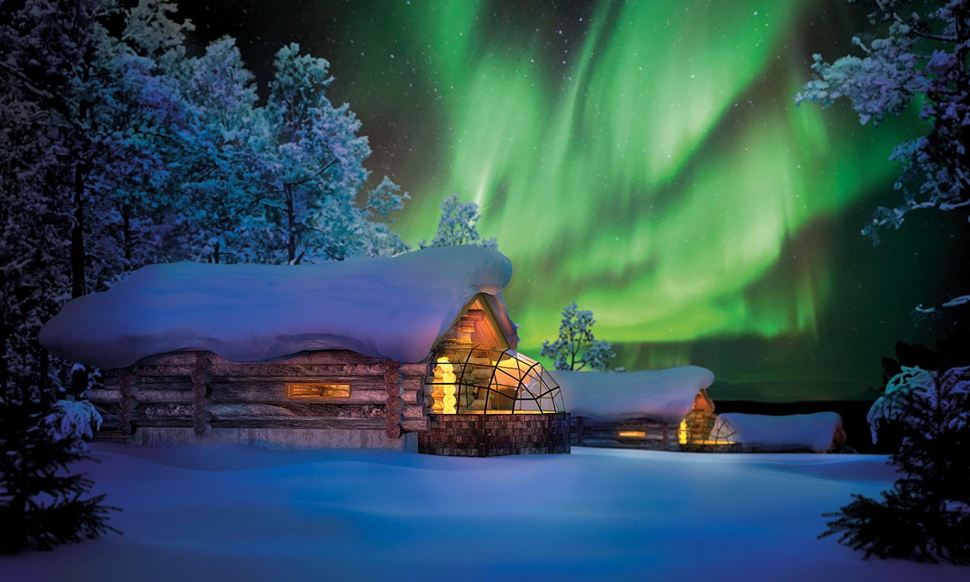 7 Top Places to View the Northern Lights (Before They're Gone)