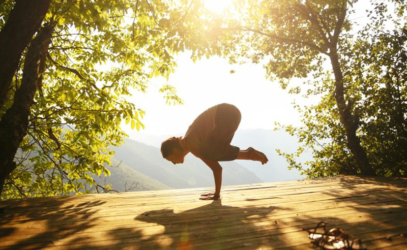 6 reasons to get on the mat this International Yoga Day