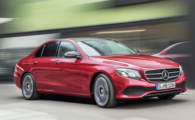 The Tatler Test Drive: the new Mercedes-Benz E-Class