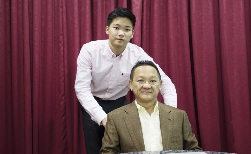 Family Business: Dato' Beh Chun Chuan and Garvy Beh