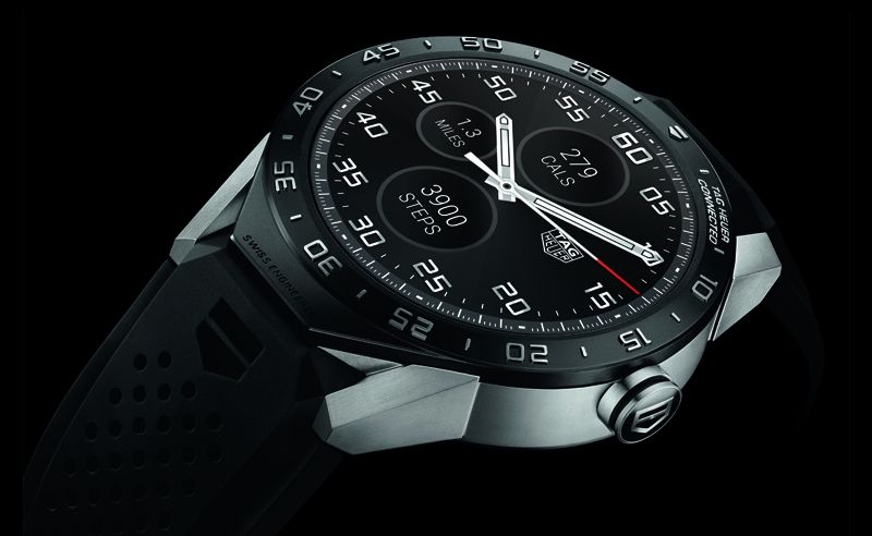 28b2f2d2cbd TAG Heuer launches the Connected smartwatch at new Suria KLCC Store ...