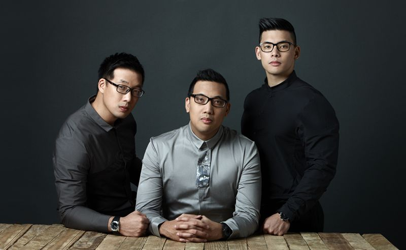 The Oei brothers find their strength in family