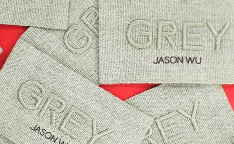 Jason Wu invents new shade of grey for new fashion line