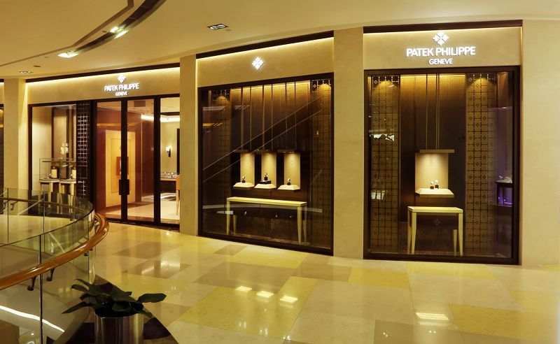 Cortina Watch opens largest Patek Philippe boutique in SEA in Singapore