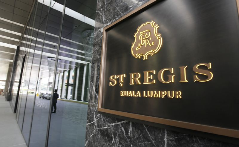 Exclusive: First look at what's inside The St Regis Kuala Lumpur