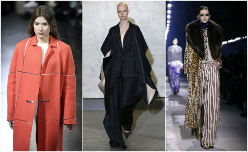 Paris Fashion Week A/W2016: Self-heating coat is one giant step for fashion-kind