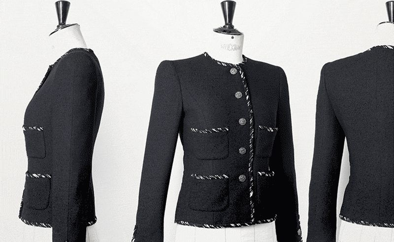 Chanel Haute Couture Jacket