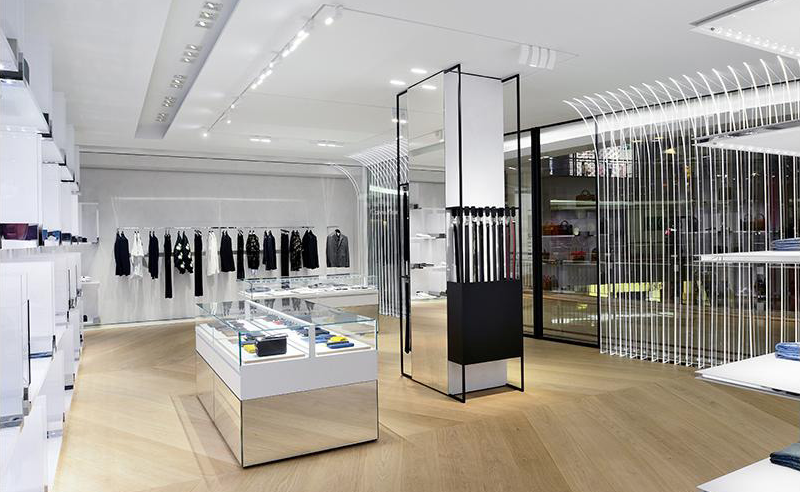 712719e96bc First Dior Homme boutique in the country opens in Suria KLCC ...