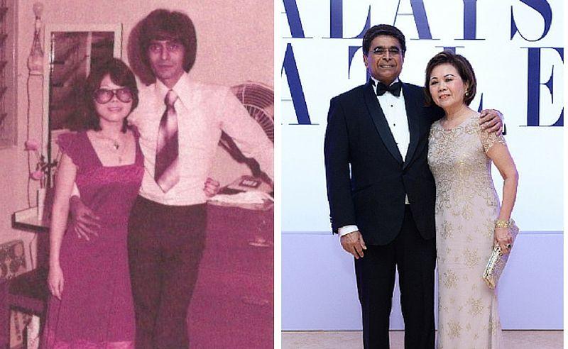 48 Years in Love: Dato' Sri Jeffrey Raymond and Datin Sri Joyce Raymond