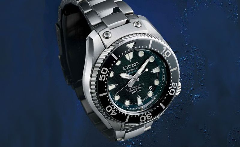 Seiko Prospex Marinemaster Professional JAMSTEC Mechanical Hi-Beat 36000