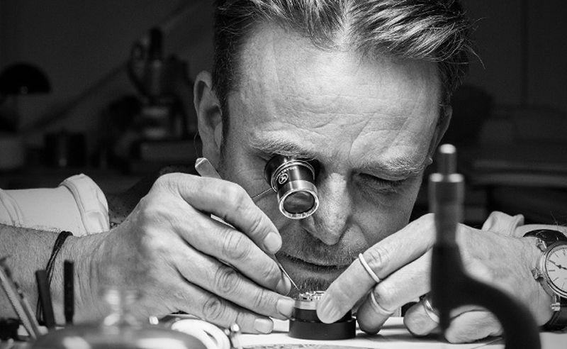 Speaking with watchmaker Peter Speake-Marin