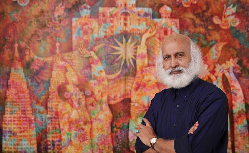 Art focus: Syed Thajudeen's Retrospective