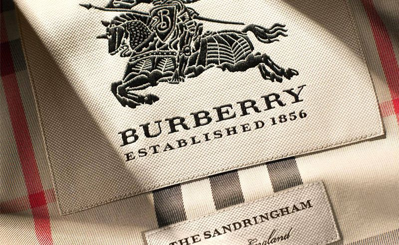 Burberry to unify 3 lines under single label: 'Burberry'