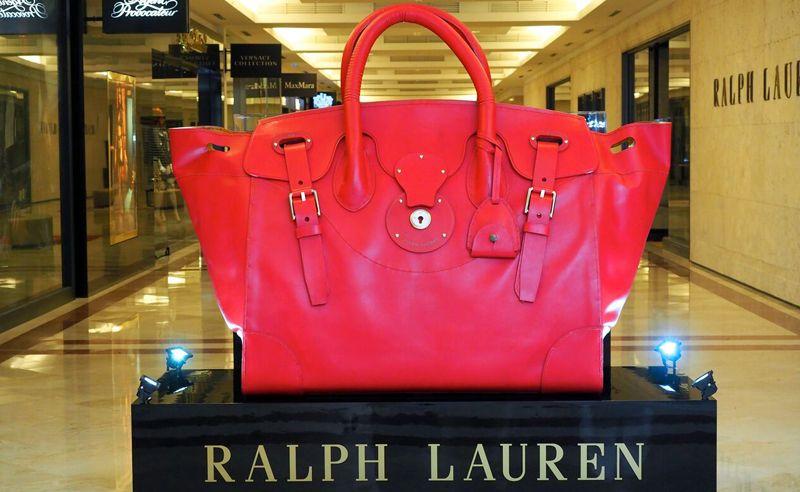 Giant Ricky Bag - Ralph Lauren