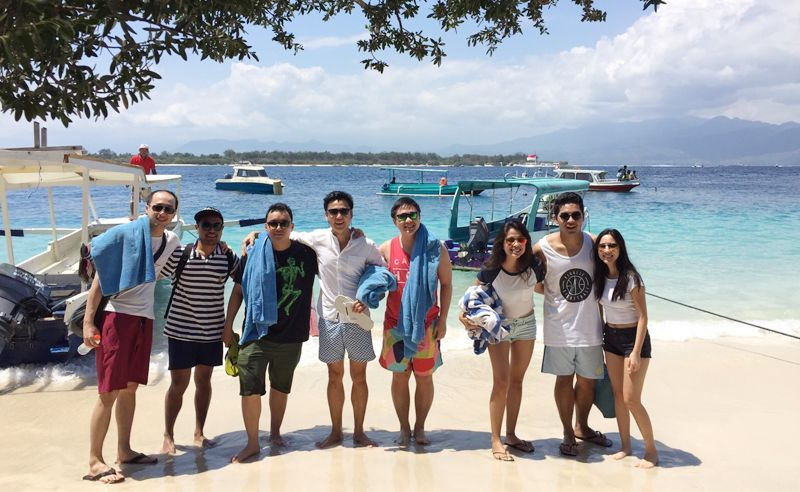Brian Choo's Travel Diary: Lombok, Indonesia