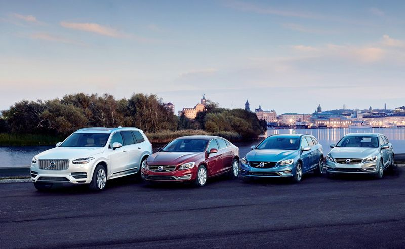 Volvo maps out its electric future