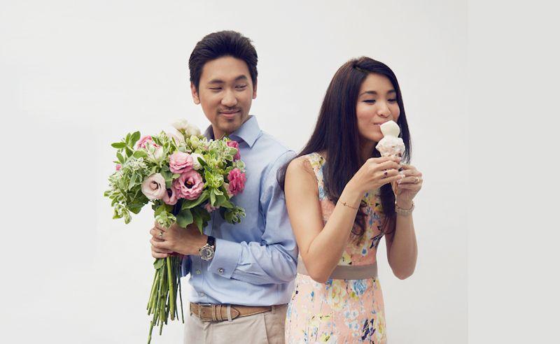 Daryl Foong and Melissa Lam