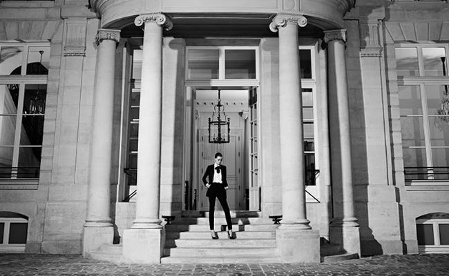 New Saint Laurent campaign offers glimpse of new couture house
