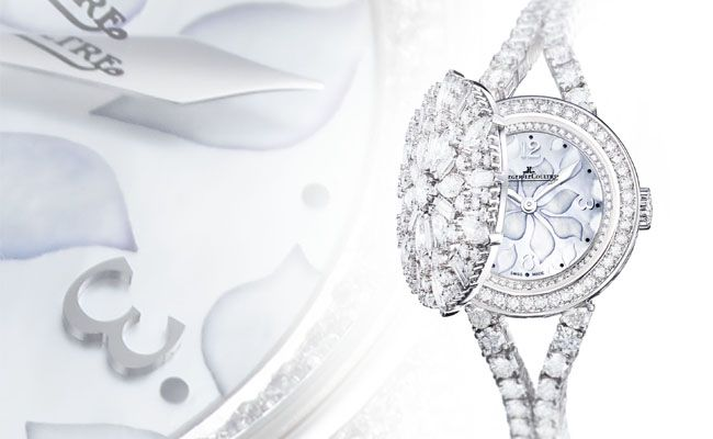 Jaeger-LeCoultre first jewellery watch: Rendez-Vous Ivy Secret