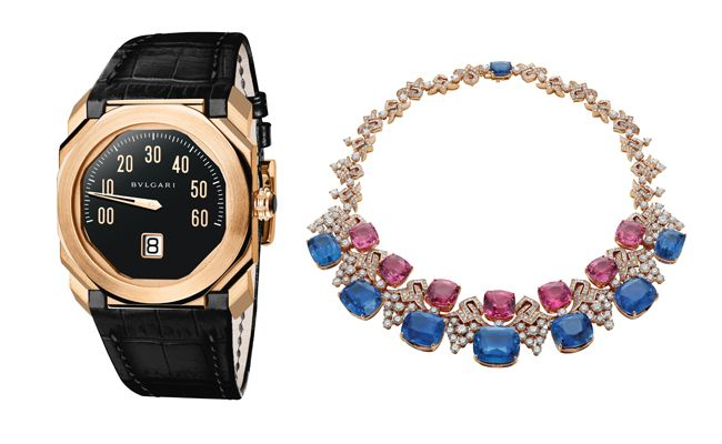Bulgari  receives the Fine Art of High Jewelry and Timepieces Award