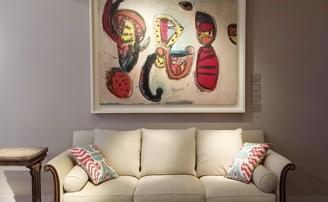 SmART COLLECTING: How to live with art to make the most out of it