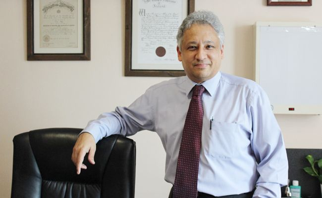 Dato Dr' Devan Pillay