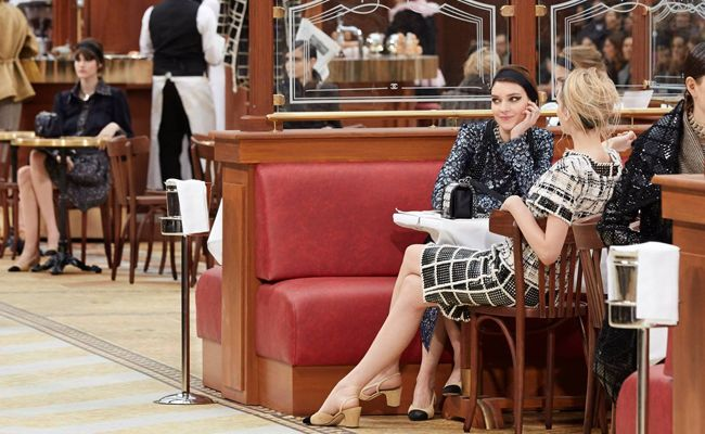 Chanel Fall 2015 ready-to-wear collection