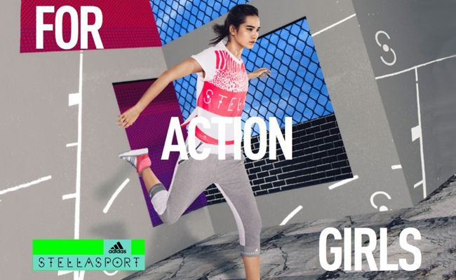 Adidas and Stella McCartney debut sport-pop clothing line for younger audience