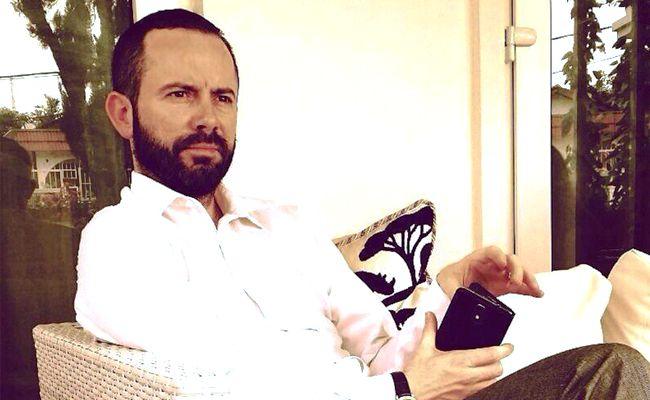 Cathal Lenihan, brand manager Truefitt & Hill