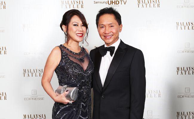 Michele Kwok and Fred Choo