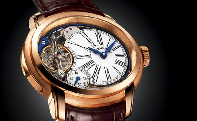 Audemars Piguet's Millenary Minute Repeater