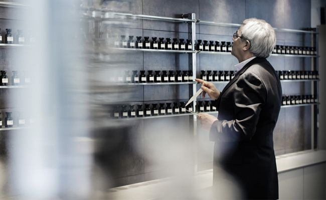 Francois Demachy, Dior in-house perfumer