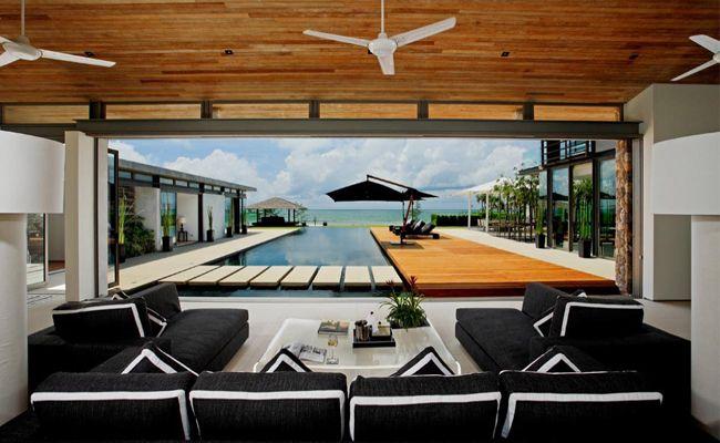 Phuket beachfront villas for holiday rental - Villa Essenza