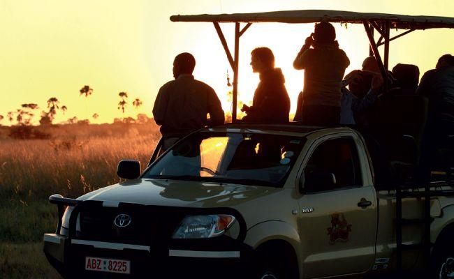 The Hide, Zimbabwe