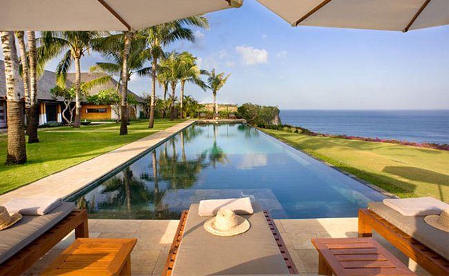 Bali villas to rent - Villa Istana