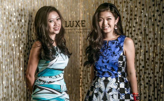 Lim May Shen, Lim May Jian of LUXE by the Nail Parlour, KLCC