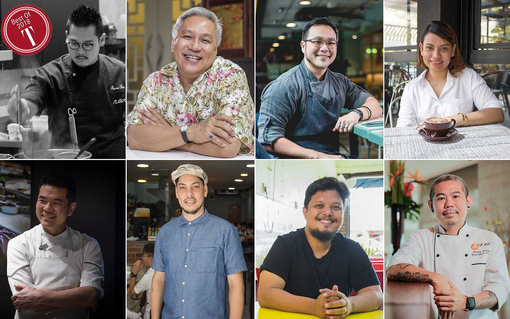 """Best Of 2018: All The Stars Of This Year's """"Ask A Chef"""" Series"""